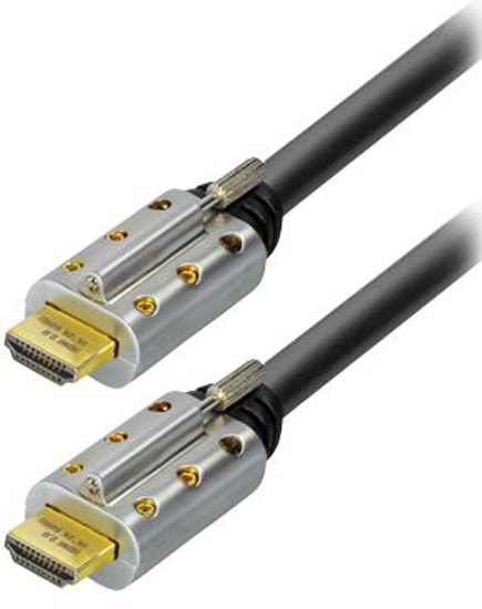 Slika Transmedia High Speed HDMI Active cable with Ethernet 15m
