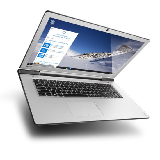 Slika Lenovo reThink notebook 700-17ISK i5-6300HQ/12GB/1TB/FHD/GC/B/C/W10