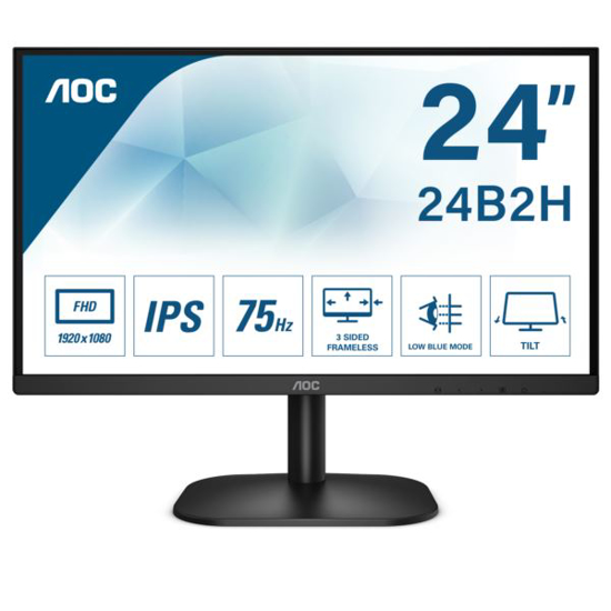 "Slika AOC LCD 23,8"", IPS WLED, HDMI, 7ms"