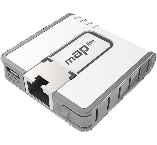 Slika MikroTik mAP Lite najmanji wifi AP