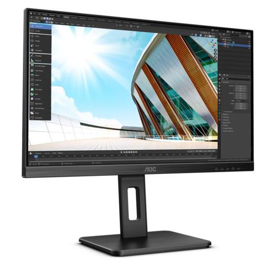 "Slika AOC LCD 23,8"" Wide , 4ms, 16:9, DP"